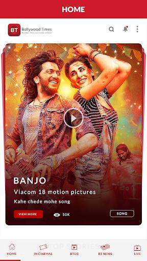 BT - Bollywood Times screenshots 1