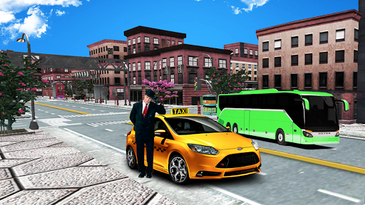 Car Games Taxi Game:Taxi Simulator :2020 New Games 1.00.0000 screenshots 3