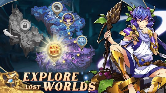 Mythic Heroes  Idle RPG Apk Download NEW 2021 5