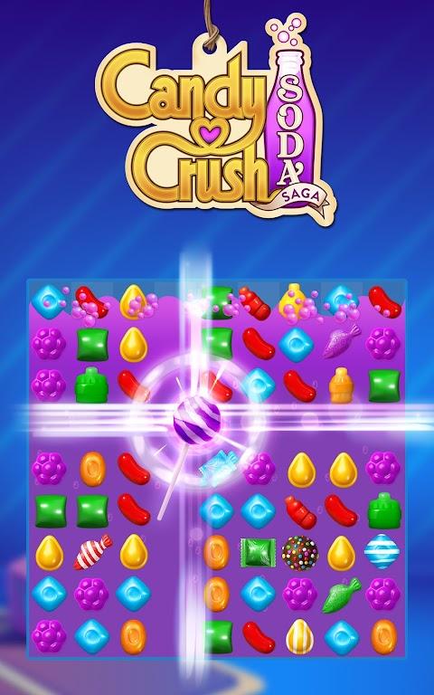 Candy Crush Soda Saga poster 13