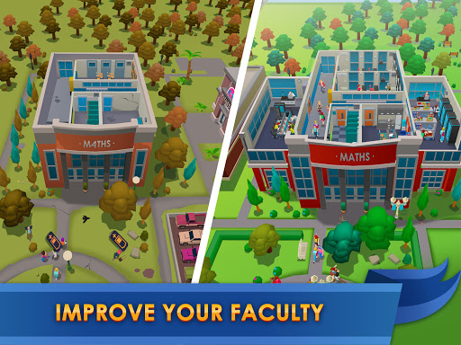 University Empire Tycoon - Idle Management Game  screenshots 10