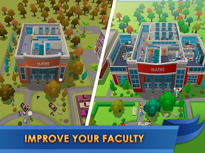 University Empire Tycoon MOD APK (Unlimited Money) 10