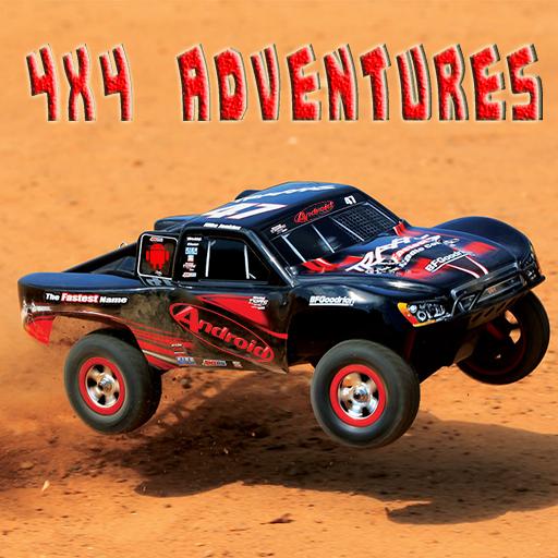 4X4 Monster Truck Adventures