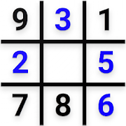 Sudoku - Free Sudoku Classic Number Puzzles