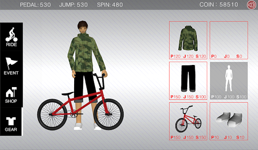 Free World BMX MOD APK 1.1.0 (Unlimited Money) 4