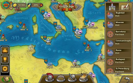 European War 5:Empire - Civilization Strategy Game  screenshots 12