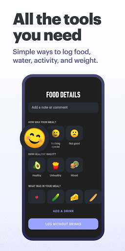 Simple: Intermittent fasting and meal tracking 6.3.2 Screenshots 8