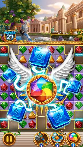 Jewel Athena: Match 3 Jewel Blast 1.7.1 screenshots 2