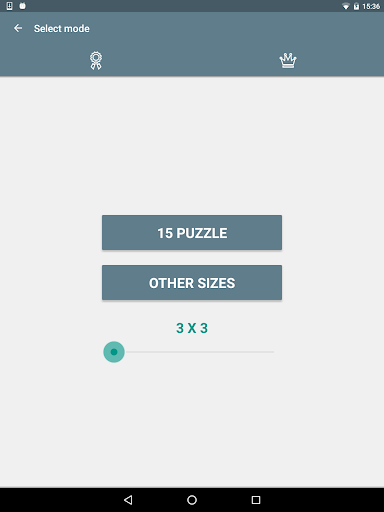 15 Puzzle (Game of Fifteen)  screenshots 16