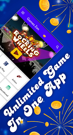 Games Zon Play Unlimited Game And Win Coin  screenshots 2