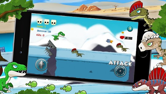 Dinosaur Battle Fighting Game For Pc – Free Download On Windows 10, 8, 7 2