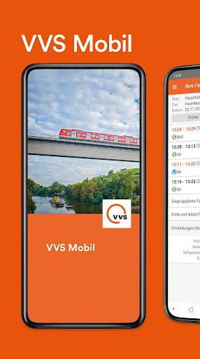 vvs mobil screenshot 1