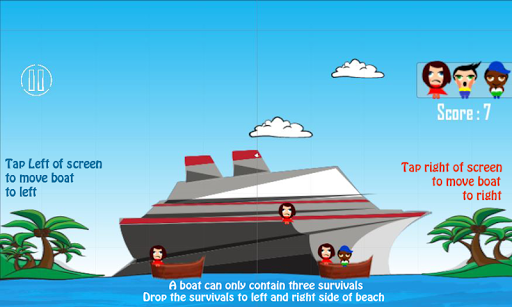 Rescue Boats Fun For PC Windows (7, 8, 10, 10X) & Mac Computer Image Number- 7