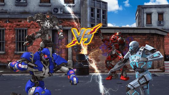 Grand Robot Ring Battle: Robot Fighting Games 5.0.2 Screenshots 1
