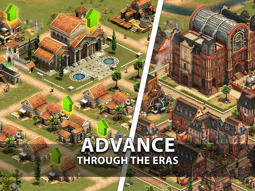 Forge of Empires: Build your City goodtube screenshots 3