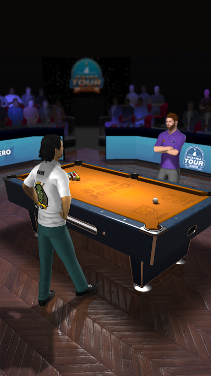 8 Ball Hero - Pool Billiards Puzzle Game  poster 16