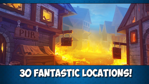 Tower Defense: New Realm TD apktreat screenshots 2