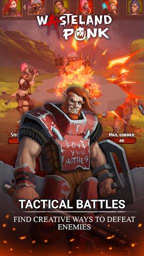 Wasteland Punk - post apocalypse open world RPG  screenshots 7