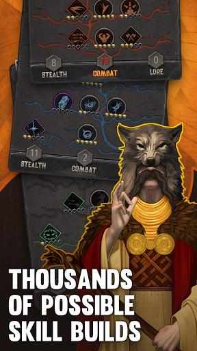 Cryptic Legends: Unique Heroes & Epic Battles CCG  screenshots 2