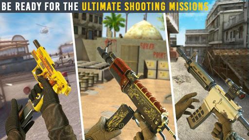 Immortal Squad Shooting Games: Free Gun Games 2020 screenshots 3