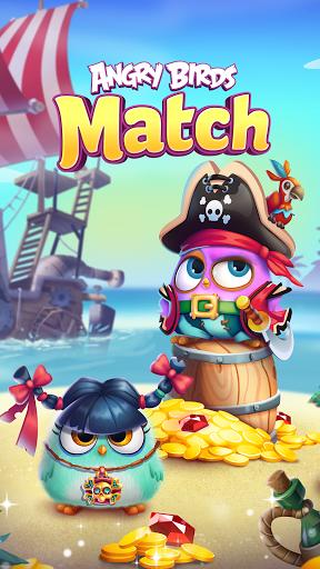 Angry Birds Match 3 5.1.0 screenshots 1