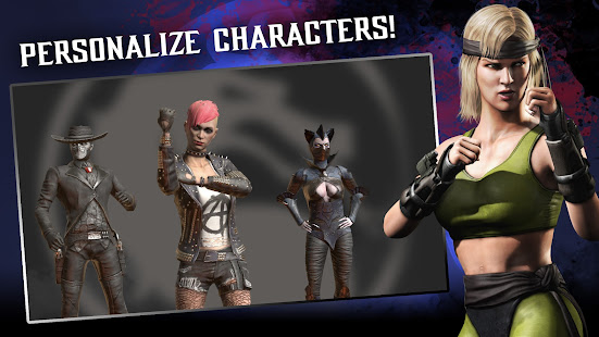 Mod Game MORTAL KOMBAT for Android
