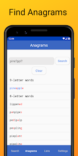 Word Checker & Dictionary (for Scrabble)
