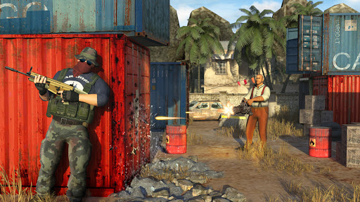 New Gun Games Free : Action Shooting Games 2020  screenshots 3