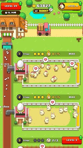 My Egg Tycoon - Idle Game apkslow screenshots 10