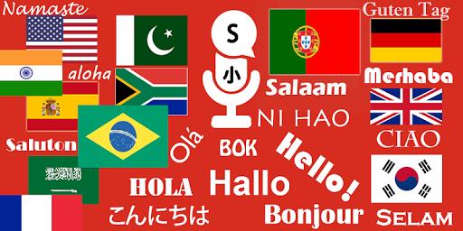 Fale e Traduza Todos os Idiomas Voice Translator