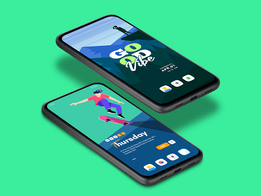 Download APK: Sunny KWGT v1.7 [Paid]