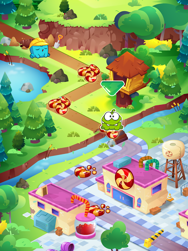 Om Nom Idle Candy Factory modavailable screenshots 6