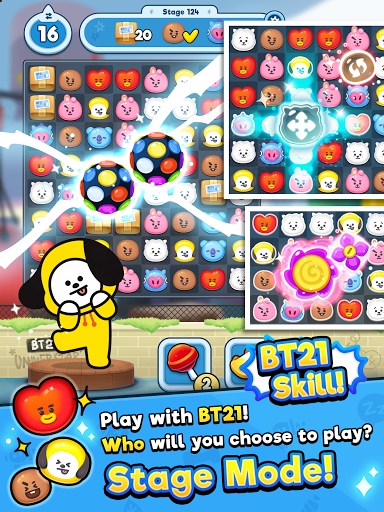 BT21 POP STAR modavailable screenshots 7