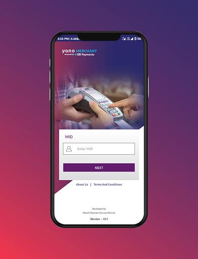 YONO SBI Merchant 2.0 Screenshots 1