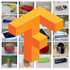 Objects Detection Machine Learning TensorFlow Demo - Androidアプリ