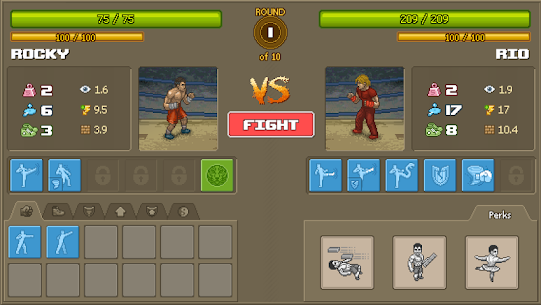 Punch Club – Fighting Tycoon v1.37 MOD APK 4