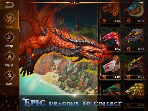 War Dragons screenshots 12