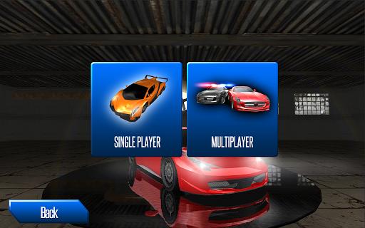 Racers Vs Cops : Multiplayer 1.27 Screenshots 3