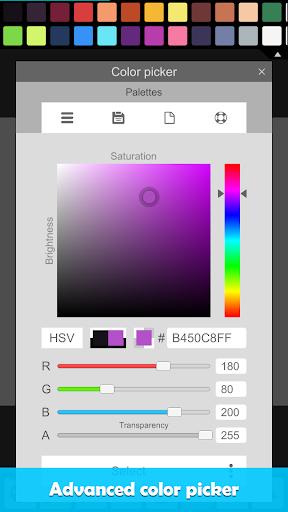 Pixel Studio - Pixel art editor, GIF animation 3.32 Screenshots 7