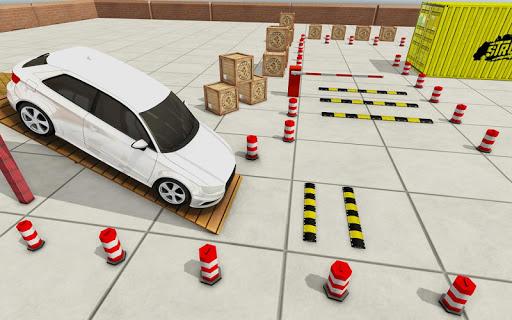 Modern Car Parking Free Games 3D u2013 New Car Games screenshots 2
