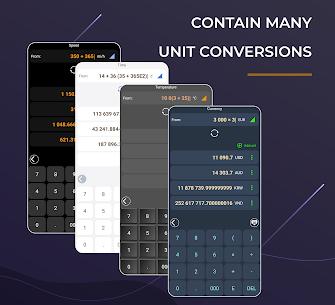 HiEdu Scientific Calculator Pro (MOD APK, Paid) v1.2.0 5