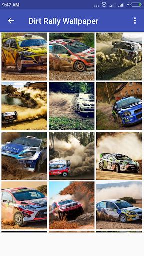 best dirt rally wallpaper screenshot 2