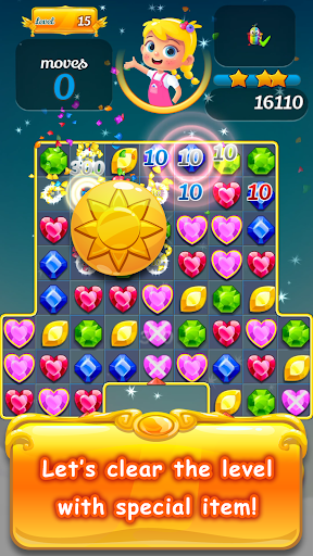 New Jewel Pop Story: Puzzle World https screenshots 1