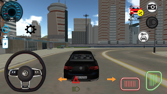 Passat Araba 2019 Drift Oyunu 3D HD 5