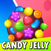 Candy jelly sweet crush
