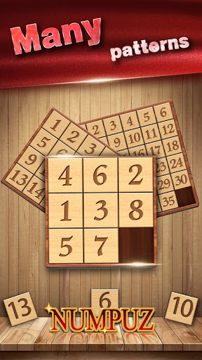 Numpuz: Classic Number Games, Free Riddle Puzzle 4.8501 screenshots 12