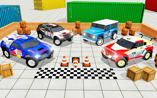 Car Parking Rush: Prado Car Games 2.0.6 Screenshots 14