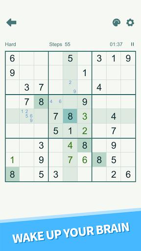 healing town - 2048 sudoku screenshot 2