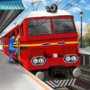 City Train Driver Simulator 2021:Free Train Games