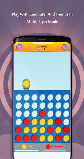 Four In A Row Online   Four In A Line Puzzles 5.1.1.5 screenshots 3